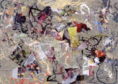 Gallery of Fine Art - abstract painting by John Gentile