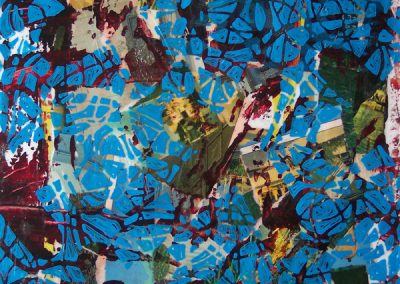 abstract fine art painting by John Gentile