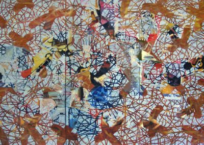 Contemporary Art abstract painting by John Gentile
